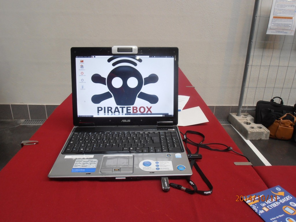 Pirate box