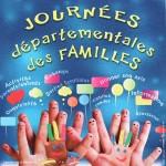 Affiche Journée départementale des familles