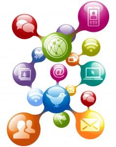 Réseaux sociaux Netpublic