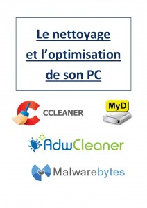 Nettoyage et optimisation PC