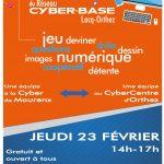 Fete du réseau Cyber-base Lacq-Orthez 2017