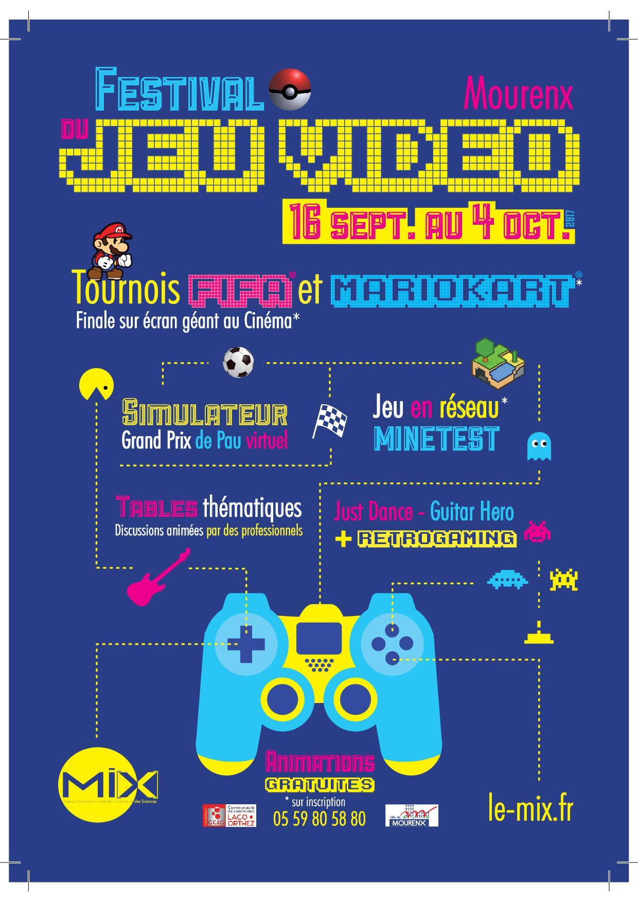 Festival du Jeux Vidéo - 2ème édition
