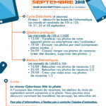 Ateliers septembre Mourenx