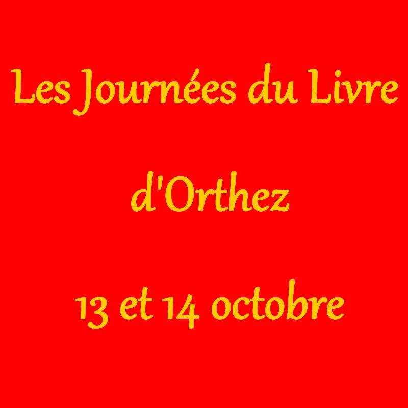 Journése du livre d'Orthez