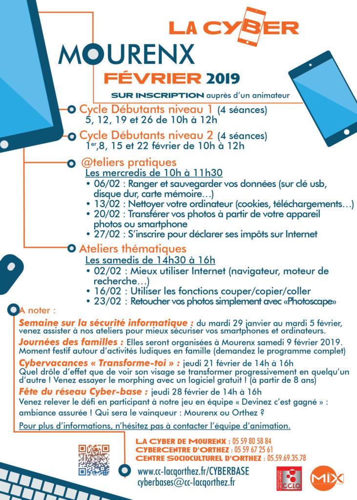 Ateliers février 2019