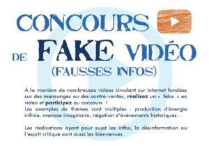 Concours Fake vidéos