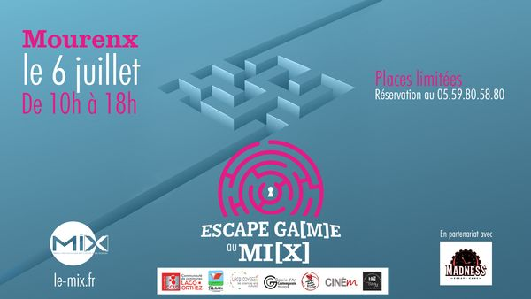 Escape Game Géant au MI[X]